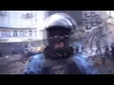 Боец Беркута: За нами Москва!